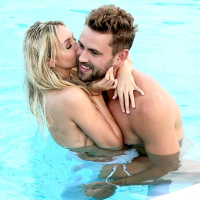 Nick Viall Describes Remaining 'Bachelor' Contestants in One Word: Here's What He Calls Corinne!