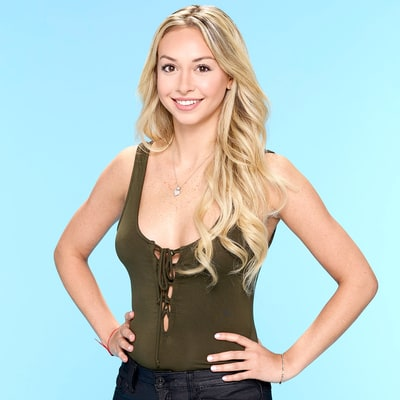 Bachelor's Corinne Olympios Shares Nanny Raquel's Recipe for 'Cheese Pasta'