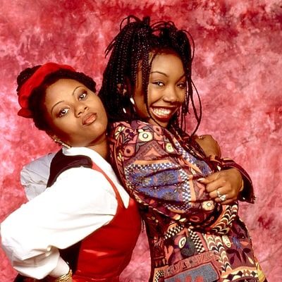 Countess Vaughn Sends Open Apology Letter to 'Moesha' Costar Brandy, Nearly 20 Years Later