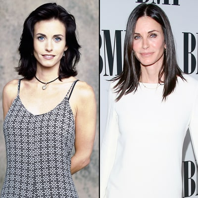 Courteney Cox Gets Candid About Plastic Surgery: 'I Have Done Things That I Regret'
