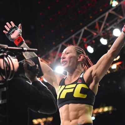 Cris Cyborg on UFC 214: 'I Want to Make a Difference, Improve This Sport'