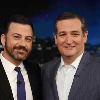 Ted Cruz Talks Running Over Donald Trump in a Car, Reveals He's a 'Star Wars' Fan