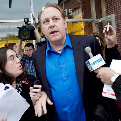 Curt Schilling Is the Next Donald Trump