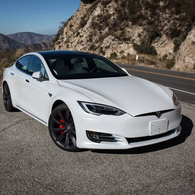 First Drive: Tesla Model S P100D