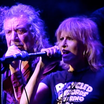 Watch Robert Plant, Chrissie Hynde Perform Together in London