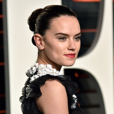 Daisy Ridley Did Not Wake Up Like This — and She's OK With It