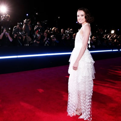 Daisy Ridley's Best Red Carpet Looks
