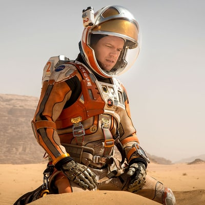 'The Martian' Wins the Golden Globe Award for Best Motion Picture — Musical or Comedy
