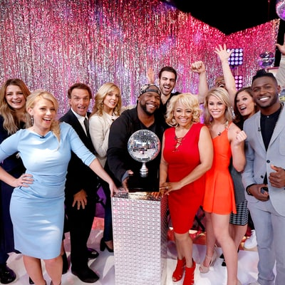 'Dancing With the Stars' Season 22 Cast: See the Celebs and Their Partners in Costume!