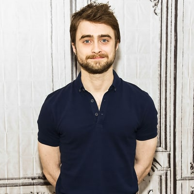 Daniel Radcliffe Plays Dead on the Red Carpet for the Premiere of His Film 'Swiss Army Man'