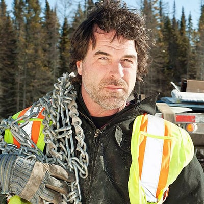 'Ice Road Truckers' Star Darrell Ward Dies in Plane Crash at 52