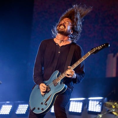 Dave Grohl on How Foo Fighters Made 'Concrete and Gold' With Pop Producer