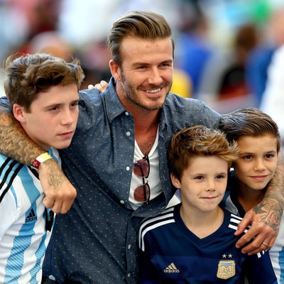 How Victoria and David Beckham's Kids Have Grown Up