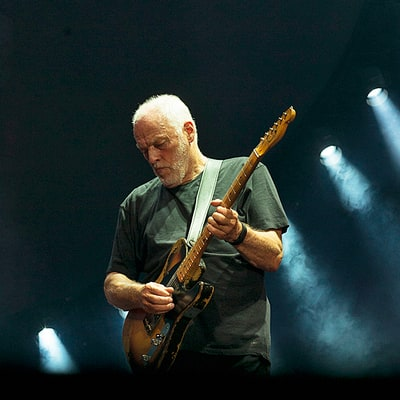 See David Gilmour Play Pink Floyd Hits in Pompeii Preview