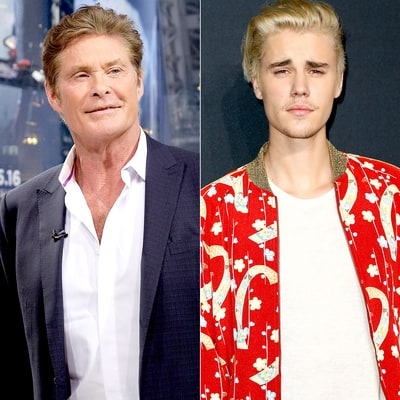 David Hasselhoff: Justin Bieber Was Right to Punch Fan