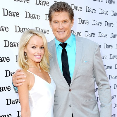 David Hasselhoff Is Engaged to Longtime Girlfriend Hayley Roberts!
