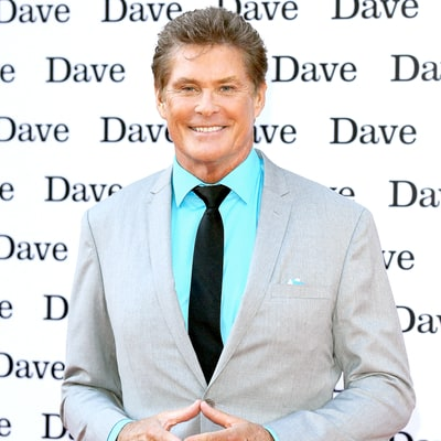 David Hasselhoff: 25 Things You Don't Know About Me (I Roomed With Pee-wee Herman at CalArts!)