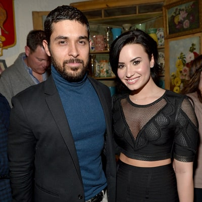 Demi Lovato Takes Birthday Boy Wilmer Valderrama to Wolf Sanctuary, Shares Sweet Message