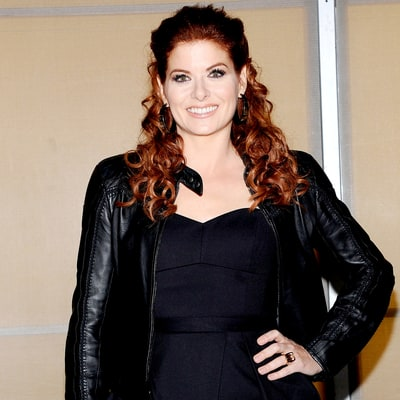 Debra Messing Is 'So Giddy and Excited' About the 'Dirty Dancing' Remake