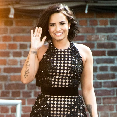 Demi Lovato Reveals a New Tattoo in an Unexpected Place