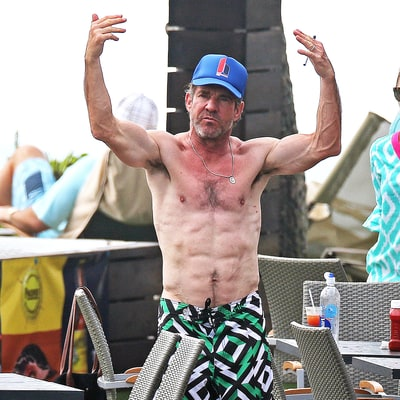 Dennis Quaid Is Ridiculously Ripped at 61: See the Shirtless Photos!