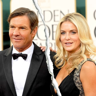 Dennis Quaid's Wife, Kimberly, Files for Divorce for the Second Time