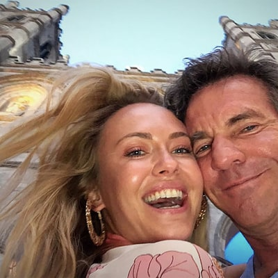 Dennis Quaid Gets Cozy With 30-Year-Old Model: Stunner Calls Him Her 'Love' and 'Soulmate'