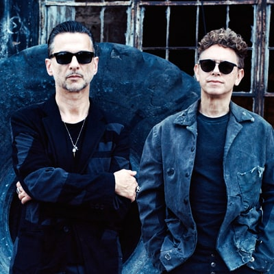 Depeche Mode Plot North American 'Global Spirit' Fall Tour