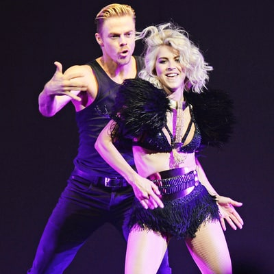 Derek and Julianne Hough Are Returning for Season 23 of 'Dancing With the Stars'