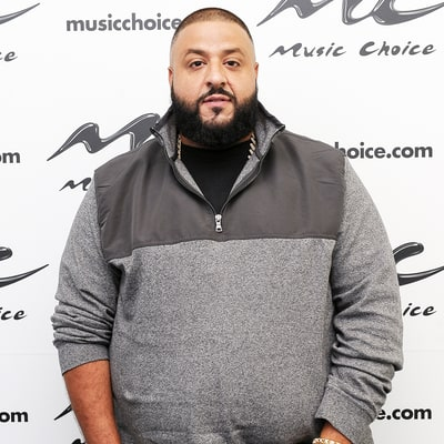 DJ Khaled: 25 Things You Don't Know About Me (I'd Vote for Kanye for President!)