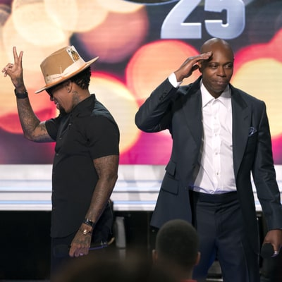 See Dave Chappelle, Steve Harvey in 'Def Comedy Jam 25' Trailer