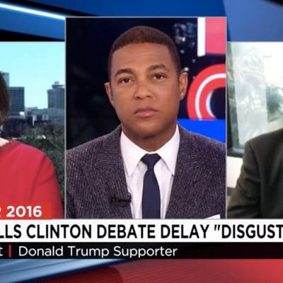 Don Lemon Ends CNN Interview After Guest Kurt Schlichter Calls Bill Clinton a'Serial Sexual Abuser: Watch Now