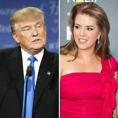 Donald Trump: Former Miss Universe Alicia Machado Knew What She Was 'Getting Into'