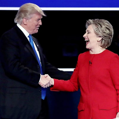 6 More WTF Moments From Hillary Clinton and Donald Trump's First Presidential Debate 2016
