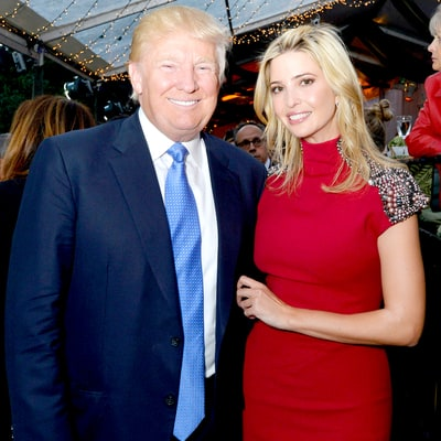Donald Trump Suggests Appointing Ivanka Trump as First Woman to His Cabinet: 'She's Very Popular'