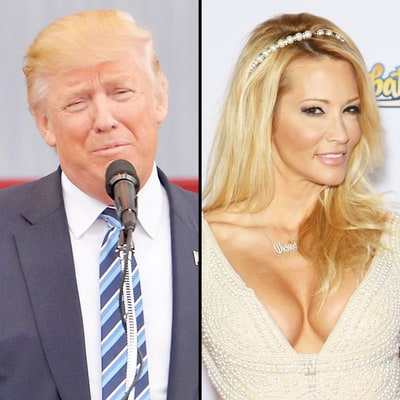 Donald Trump on Porn Star Who Accused Him of Sexual Misconduct: 'I'm Sure She's Never Been Grabbed Before'