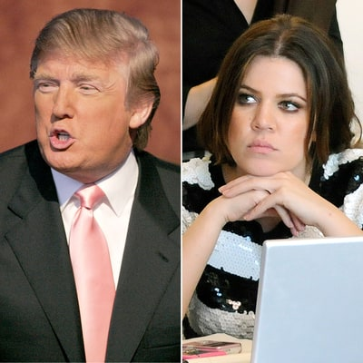 Donald Trump Reportedly Fired 'Piglet' Khloe Kardashian From 'The Apprentice' Because of Her Looks: 'What Is This? We Can't Even Get the Hot One?'