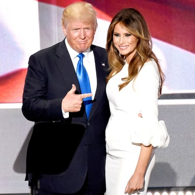 Donald Trump Finally Reacts to Melania Trump's Speech Plagiarism Controversy