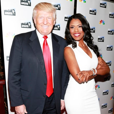 Omarosa Named Donald Trump's Director of African American Outreach