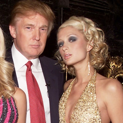 Donald Trump Met Paris Hilton When She Was 12 and Said This …