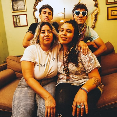 Downtown Boys' Victoria Ruiz on Writing Chicana Protest-Punk Anthems