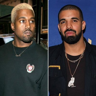 Drake Hits Back After Kanye West Says His Music Is Overplayed: 'I Don't Respect It'