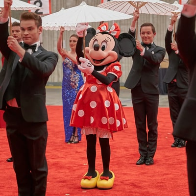 Celebrate National Polka Dot Day With Hollywood Icon Minnie Mouse!