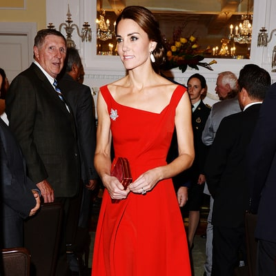 Duchess Kate Wears Canada-Inspired Dresses During Royal Tour