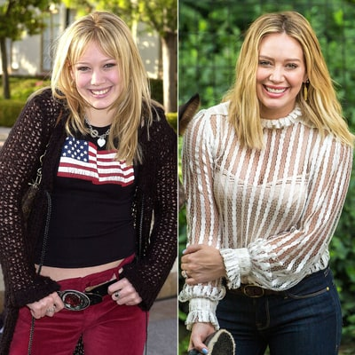 2000s Pop Stars, Then and Now