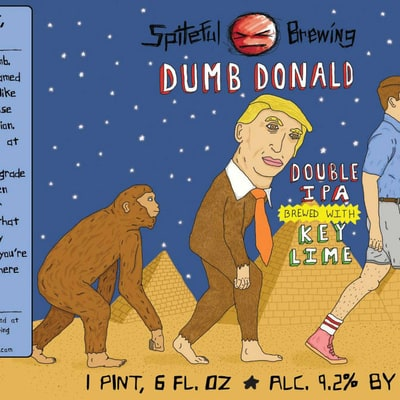 Hate Trump? There's a Beer for That