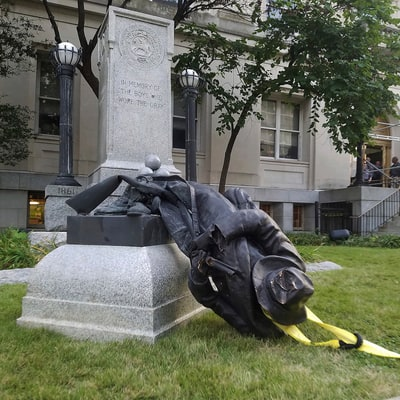 Watch Durham County Protesters Topple Confederate Statue After Charlottesville