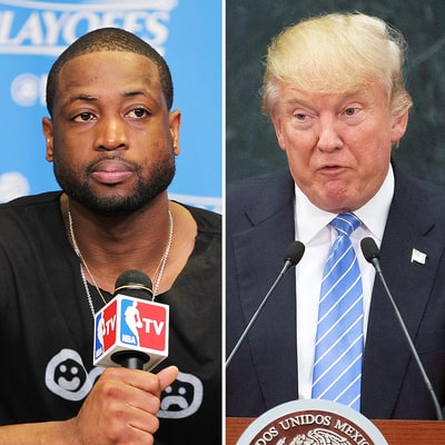 Dwyane Wade: Donald Trump's Tweet About My Cousin Left a 'Bad Taste' in My Mouth