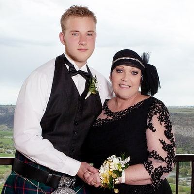Terminally Ill Mom Attends Prom With Her Son: 'It Was the Most Beautiful Night of My Life'