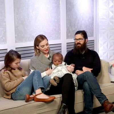 Duck Dynasty's Jep, Jessica Robertson Open Up About 'Emotional Roller Coaster' Adoption: Watch Them With Baby Gus!